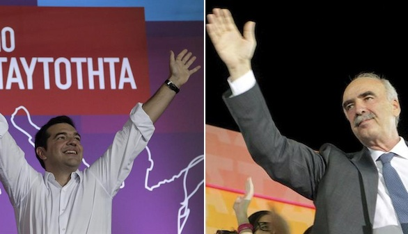 Incertidumbre en Grecia ante las elecciones más igualadas en 15 años