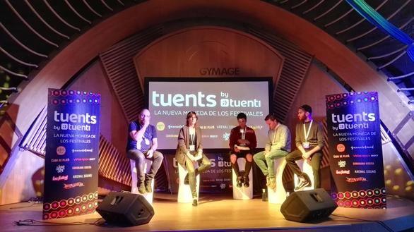 Tuents by Tuenti: la nueva moneda de los grandes festivales de música españoles