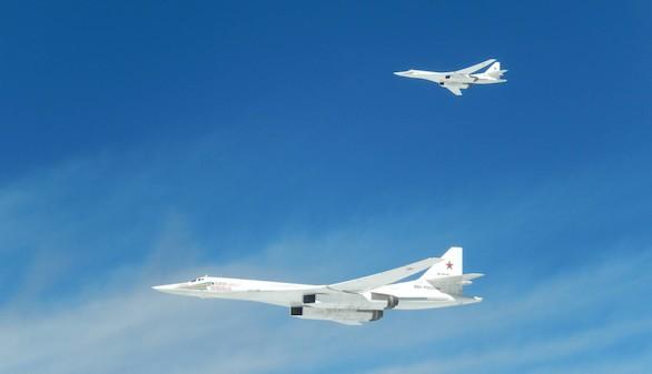 Detectados aviones de combate rusos frente a las costas españolas
