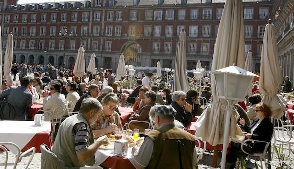 Nuevo récord para el turismo español: 2,9 millones de visitas