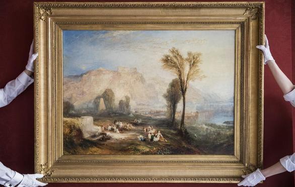 Sotheby's, en busca de un nuevo récord con un paisaje alemán de Turner