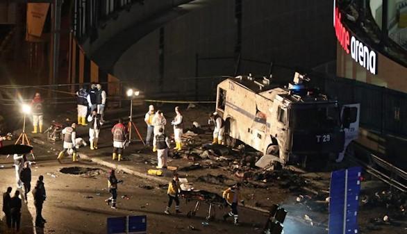 Cadena de atentados con cerca de un centenar de muertos en Turquía, Egipto y Somalia