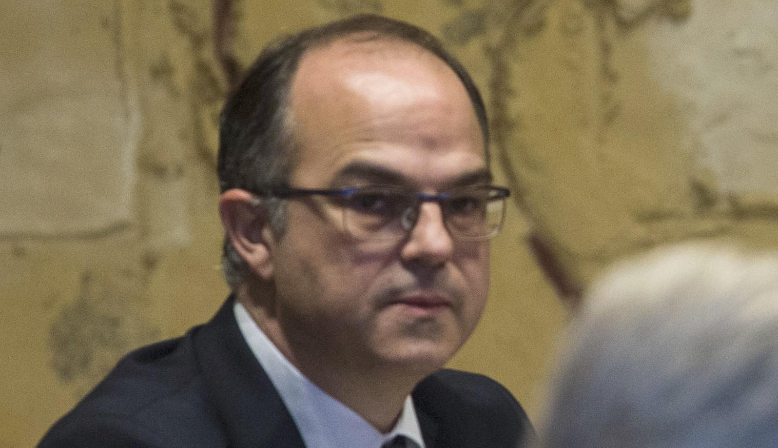 El Govern garantiza la defensa judicial de sus consejeros ante el referéndum