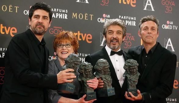 La1 emitirá el lunes la entrega de los Premios del Cine Iberoamericano