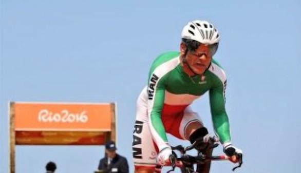 El ciclista iraní Bahman Golbarnezhad muere en los Paralímpicos