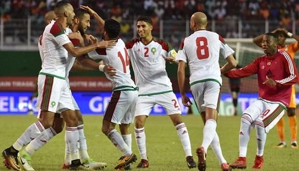 Rusia 2018. Marruecos gana a Costa de Marfil y vuelve al Mundial casi 20 años después | 0-2