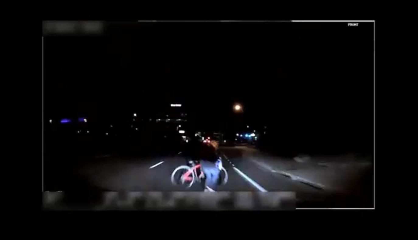 Así fue el atropello mortal del vehículo autónomo de Uber