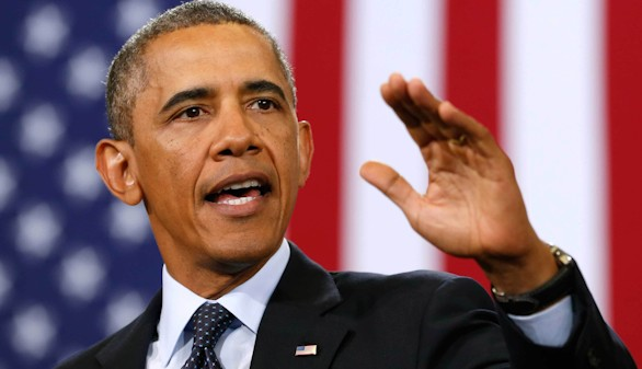 Obama anuncia que EEUU apoyará a Ucrania ante