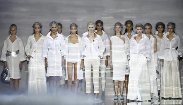 Madrid Fashion Week. Hannibal Laguna y Dolores Cortés imponen carácter