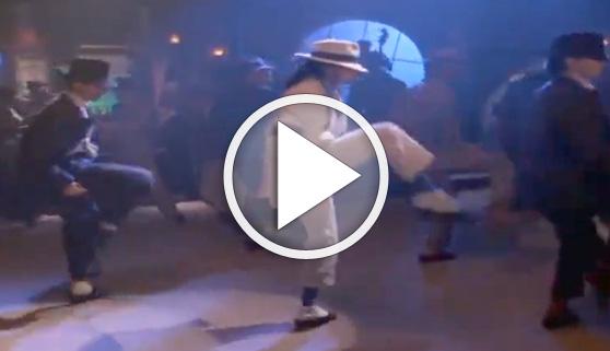 Vídeos virales. Un baile de cine