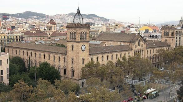 Edificio histórico de la Universidad de Barcelona. Foto: UB