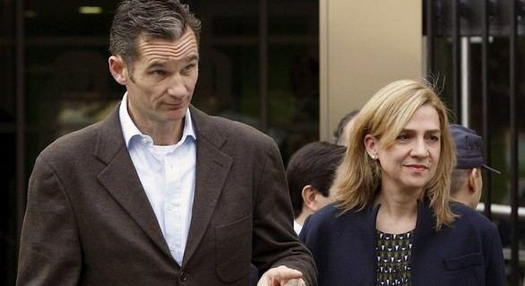 La Infanta, absuelta; Urdangarin, condenado a seis años de cárcel