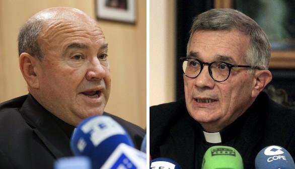 Manuel Ureña renuncia al cargo de arzobispo de Zaragoza y César Franco será nuevo obispo de Segovia