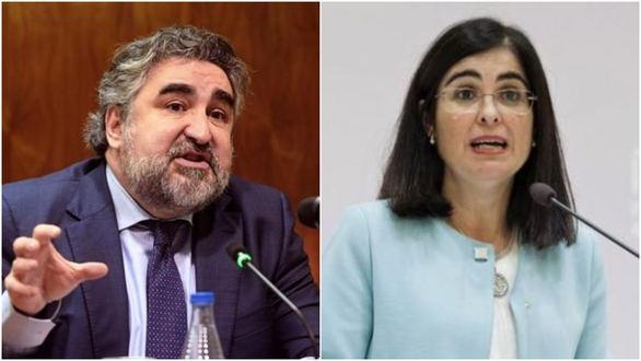 La consejera canaria, Carolina Darias, nueva ministra de Política Territorial y Función Pública