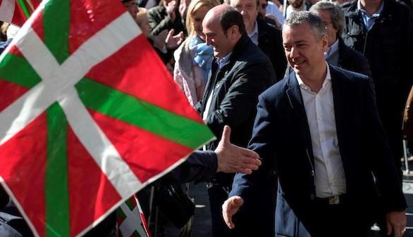 Urkullu volverá a ser candidato del PNV a lehendakari