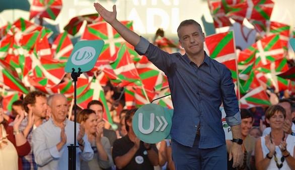 El PNV ganaría las elecciones vascas con descalabro del PSE