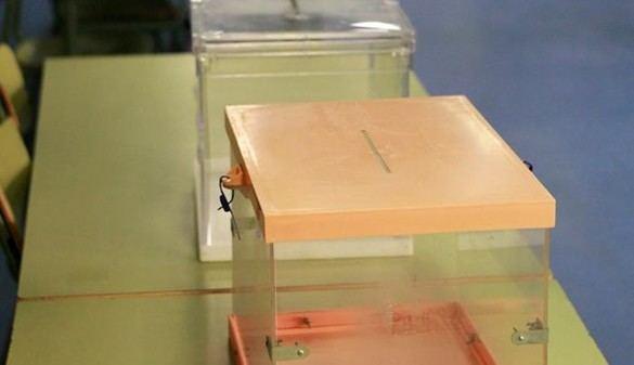 Casi 57.500 mesas electorales se preparan para las votaciones