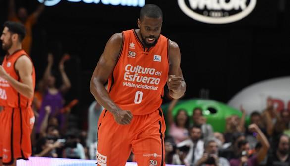 El Valencia, a un partido de conquistar la ACB ante el Real Madrid