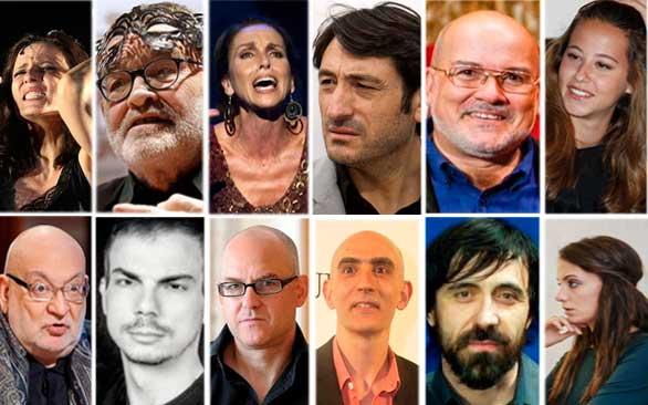 Estos son los 12 candidatos que optarán al Premio Valle-Inclán