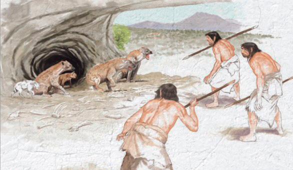 El Valle de los Neandertales: así vivían en 'Madrid' hace 90.000 años