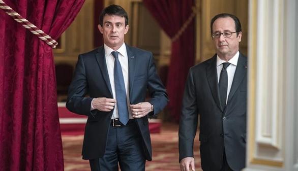 Valls mantiene firme la postura del Gobierno frente a los sindicatos