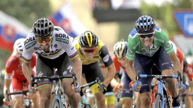 UCI. Alejandro Valverde acabará 2018 como el mejor ciclista del año