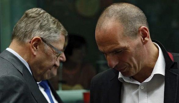 Temor a que Grecia no disponga de liquidez para pagar las nóminas y las pensiones