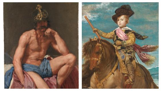Velázquez viaja a Japón junto a Rubens, Tiziano, Ribera o Zurbarán