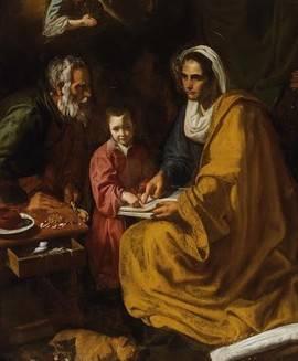 La restauración de un Velázquez olvidado