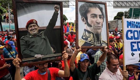 Maduro consuma su golpe y los chavistas ocupan el Parlamento