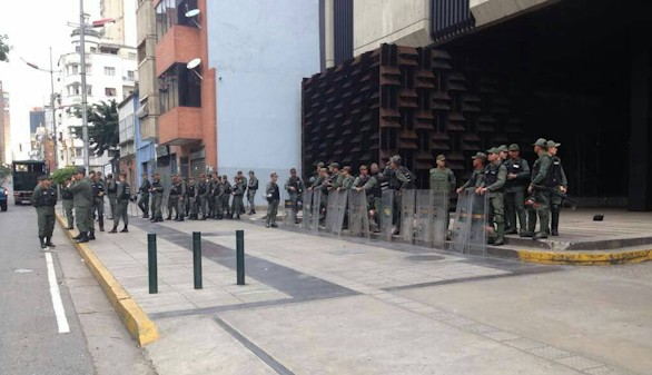 La nueva Asamblea destituye a la fiscal general de Venezuela