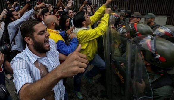 Tras el golpe de estado de Maduro, Venezuela se prepara para una nueva ola de protestas