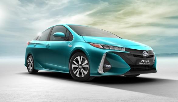 Los híbridos lideran las ventas de Toyota en Europa