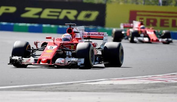 Triunfo para Vettel en Hungaroring con Alonso acabando sexto