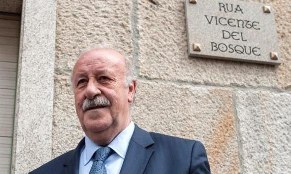 Vicente del Bosque: