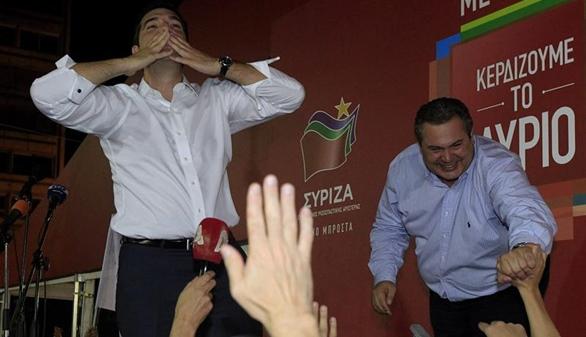 Pese a la aprobación de medidas de austeridad, Syriza gana las elecciones