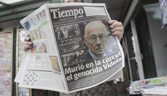 ¿Hasta qué punto aprobaba EEUU las atrocidades de Videla en Argentina?