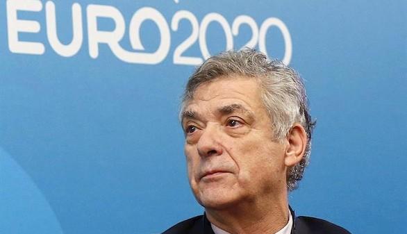 Villar dimite como vicepresidente de la UEFA