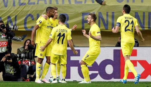 El Villarreal se adelanta en una eliminatoria que pudo sentenciar  2-1
