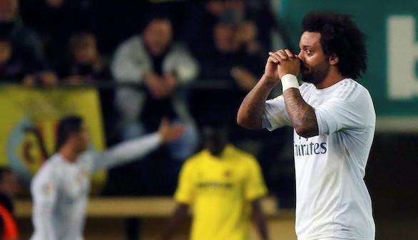 La bipolaridad del Madrid le aleja del liderato ante el Villarreal   1-0