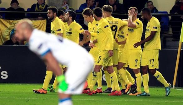 El Villarreal sobrevive al Nápoles y nubla la evolución del calcio | 1-0