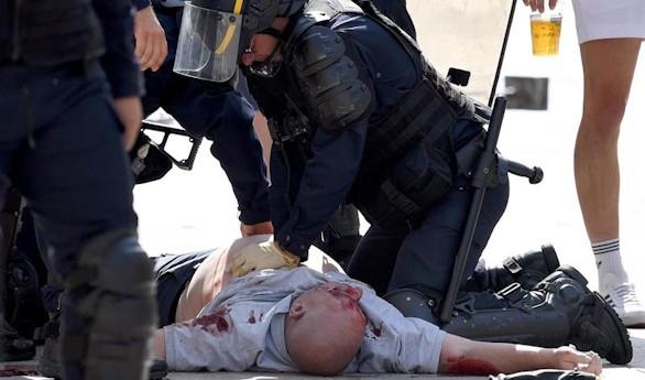 Los hooligans son los terroristas de la Eurocopa
