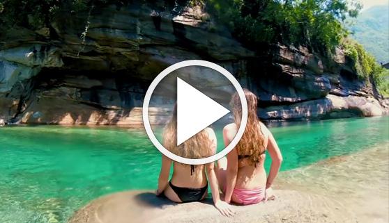 Vídeos virales. El descubrimiento italiano que arruina un paraíso suizo