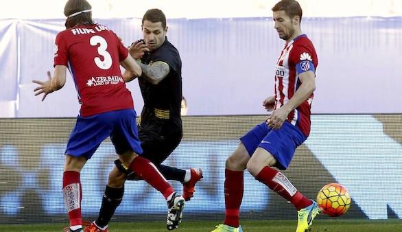 Vitolo, a punto de ser el segundo fichaje más caro del Atlético, vía Las Palmas