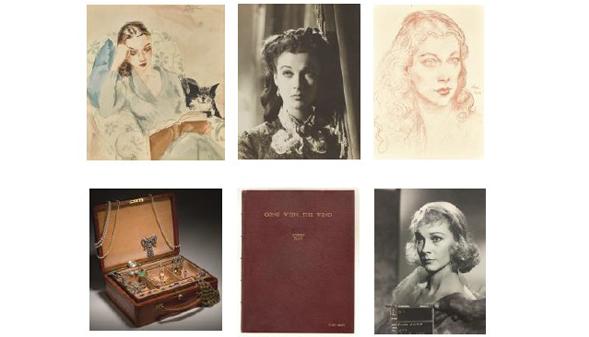 Sotheby's subasta la colección privada de Vivien Leigh