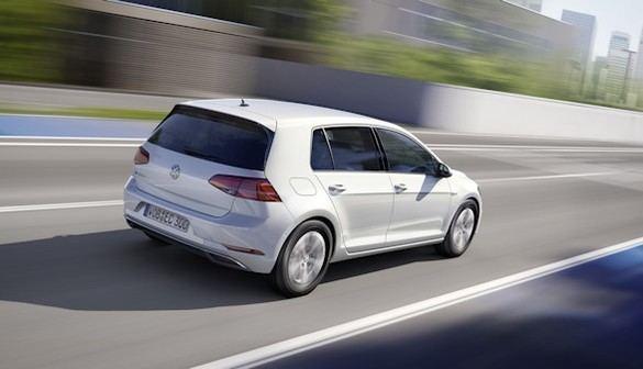 Motor. Estreno mundial en Los Ángeles del nuevo Volkswagen e-Golf