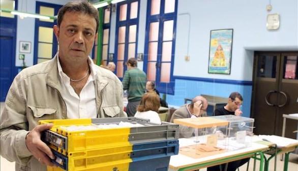 Participación 21D: sube en el extranjero y baja por correo en España