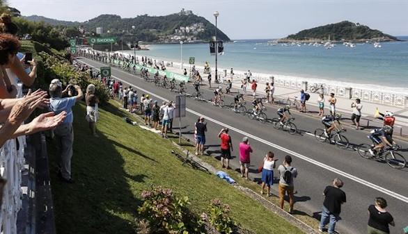La Vuelta. Conti se impone en la etapa más larga y Quintana sigue líder