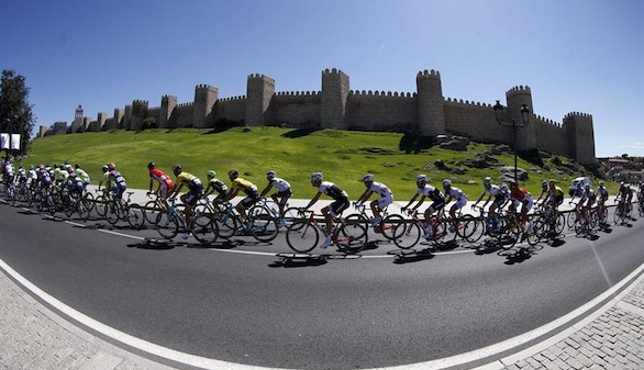 La Vuelta. Gougeard gana en Ávila y Dumoulin refuerza el liderato