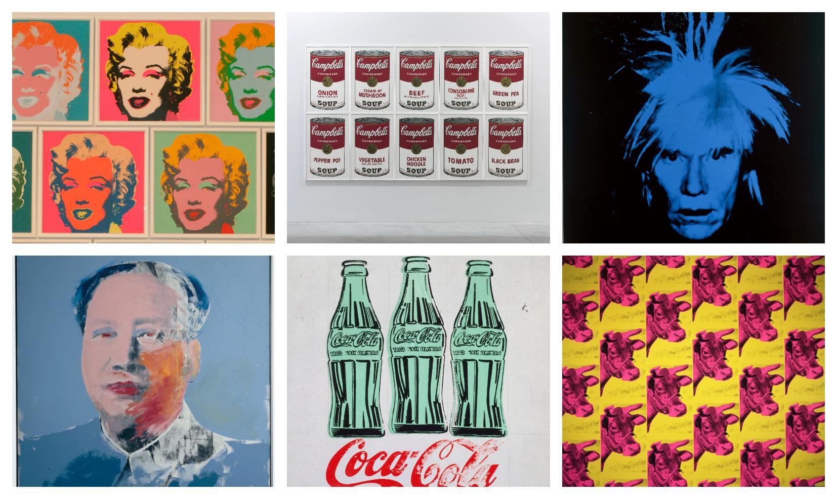 Crítica de arte. Warhol, el arte mecánico de un artista múltiple